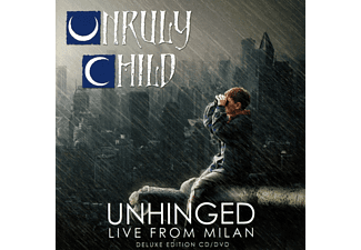 Unruly Child - Unhinged: Live From Milan (Digipak) (CD + DVD)