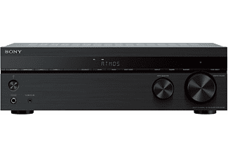 7.2 AV-receiver Sony STR-DH790 7.2x145 W Zwart Bluetooth, Dolby Atmos, High Resolution audio, USB