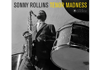 Sonny Rollins, John Coltrane, Red Garland, Paul Chambers, Philly Joe Jones, Wynton Kelly, Doug Watkins - Tenor Madness [CD]