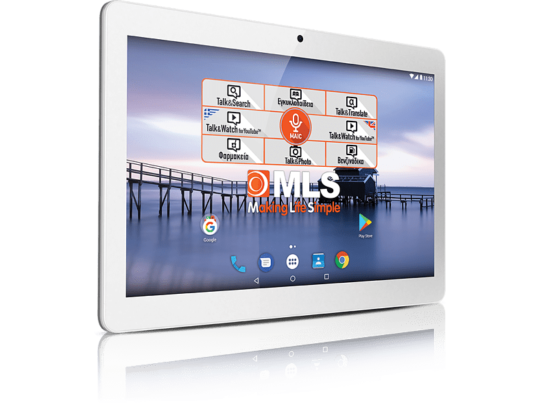 MLS Angel 3G 2018 laptop  tablet  computing  tablet   ipad android tablet