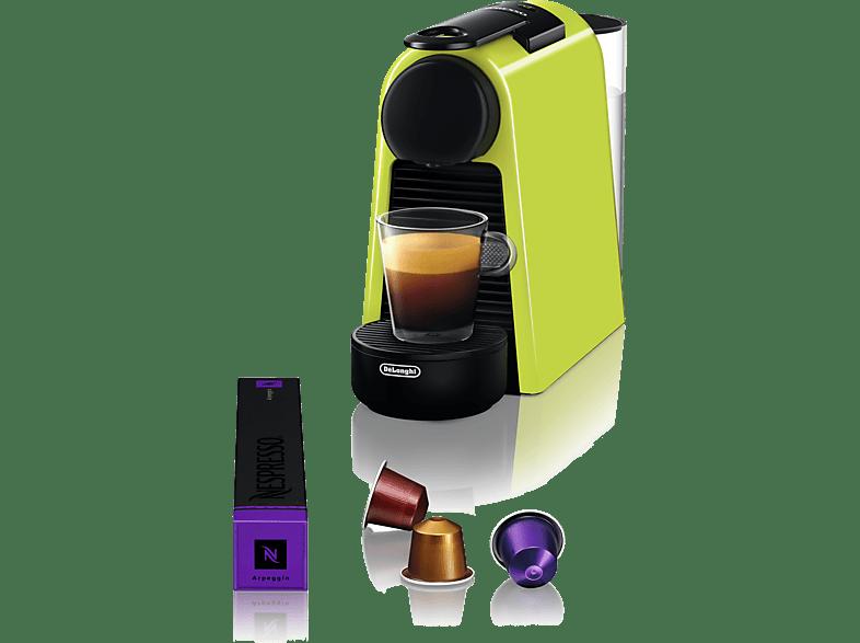 DELONGHI Nespresso Essenza Mini EN85.L Καφετιέρα Delonghi Lime είδη σπιτιού   μικροσυσκευές καφετιέρες  καφές nespresso