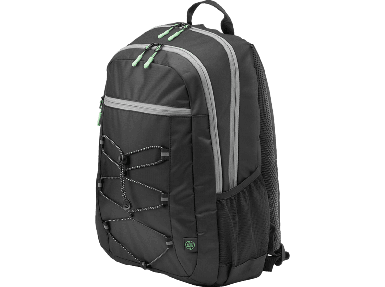 HP Backpack Active 15.6 Black (1LU22A)
