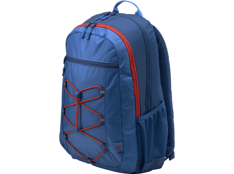 HP Backpack Active 15.6 Blue/ Red (1MR61A) laptop  tablet  computing  laptop τσάντες  θήκες