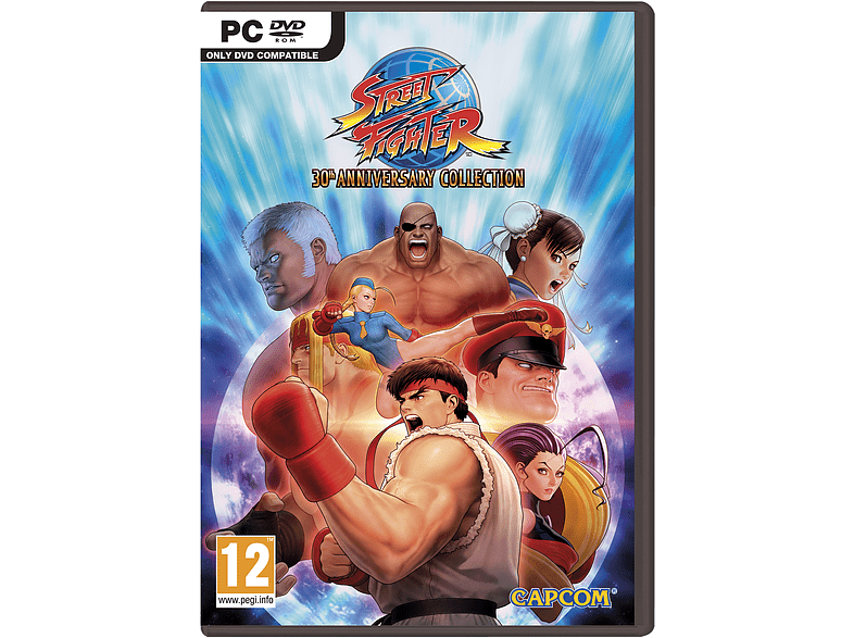 Street Fighter 30th Anniversary Collection PC gaming games pc games