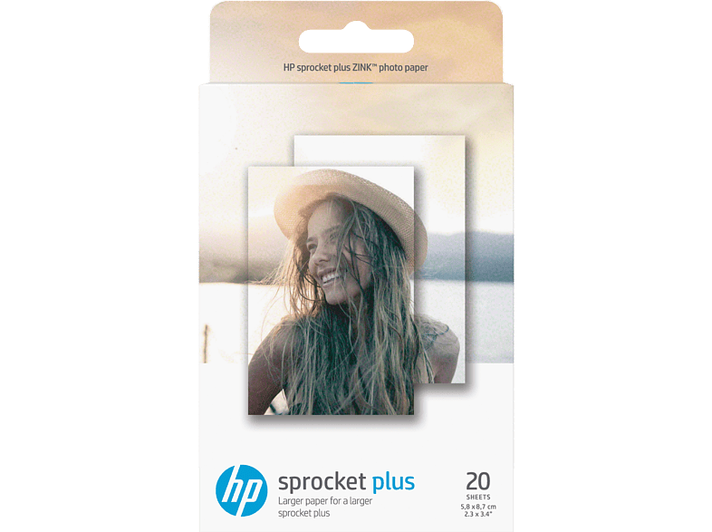 HP ΖΙΝΚ 5.8 x 8.6 cm Sticky- Backed Photo Paper (2LY72A) laptop  tablet  computing  εκτύπωση   μελάνια χαρτί εκτύπωσης