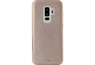 PURO Shine Over Backcover Samsung Galaxy S9+  Gold