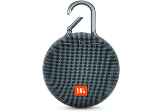 JBL Clip 3 Bluetooth luidspreker Handsfree-functie, Outdoor, Spatwaterdicht Blauw