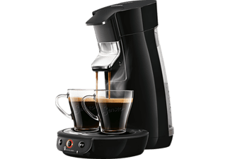 PHILIPS SENSEO® HD6563/60 Viva Café, Padmaschine, Schwarz