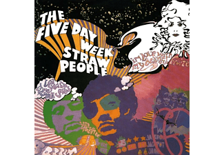 Five Day Week Straw People - Five Day Week Straw People [CD]