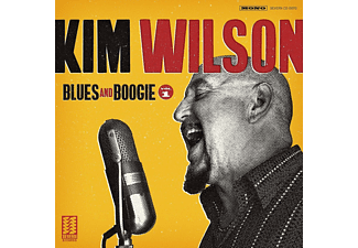 Kim Wilson - Blues & Booge Vol.1 [Vinyl]