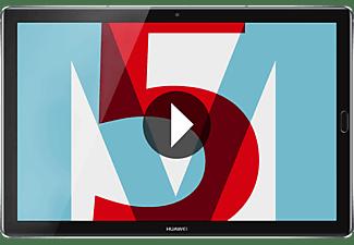 HUAWEI MediaPad M5, Tablet mit 10.8 Zoll, 32 GB Speicher, 4 GB RAM, Android 8.0 Oreo, EMUI 8.0, Space Grey