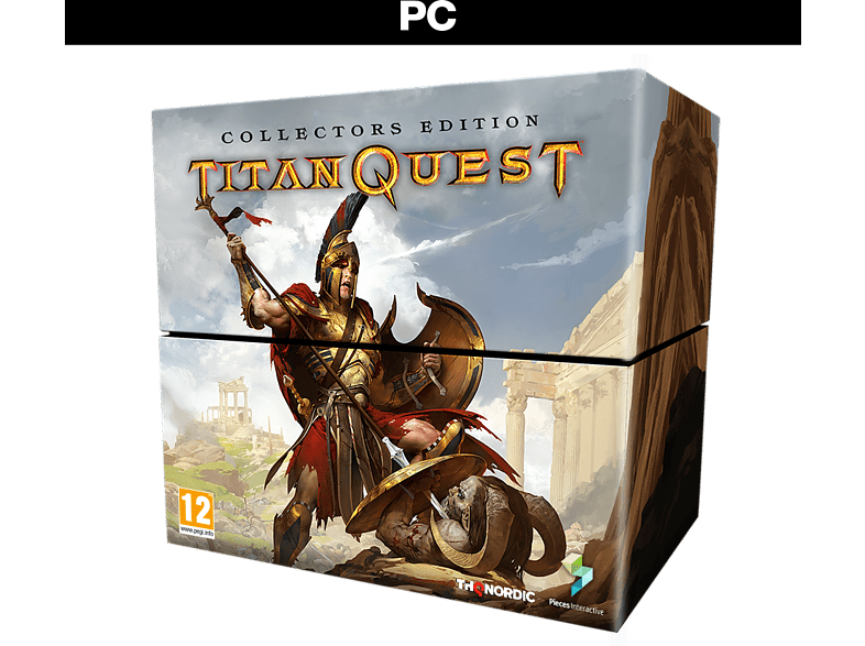 Titan Quest Collector Edition PC gaming games pc games