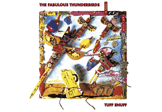 The Fabulous Thunderbirds - Tuff Enuff [CD]