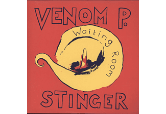 VENOM P. STINGER - Waiting Room [Vinyl]