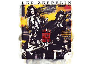 Led Zeppelin - How the West Was Won (CD)
