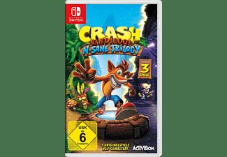 Crash Bandicoot N. Sane-Trilogie - Nintendo Switch