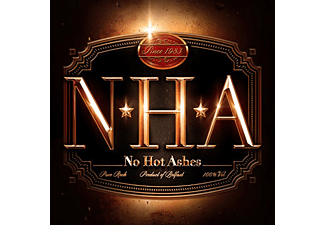 No Hot Ashes - No Hot Ashes (CD)