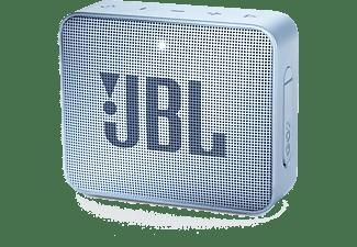 bluetooth speaker lichtblauw