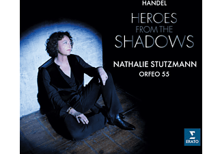 Jaroussky Stutzmann - Handel-Heroes From The Shadows (CD)
