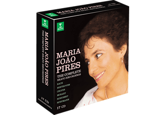 Maria Joao Pires - Complete Recordings (CD)