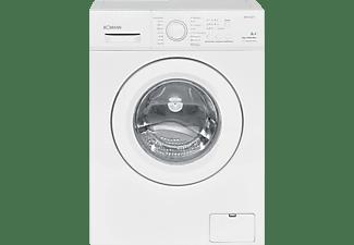 BOMANN WA 5721, 6 kg Waschmaschine, Frontlader, 1000 U/Min, A+, Weiß