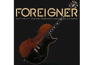 Foreigner - With The 21St Century Symphony Orchestra & Chorus (CD)
