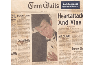 Tom Waits - Heartattack And Wine (Remastered) - (CD)
