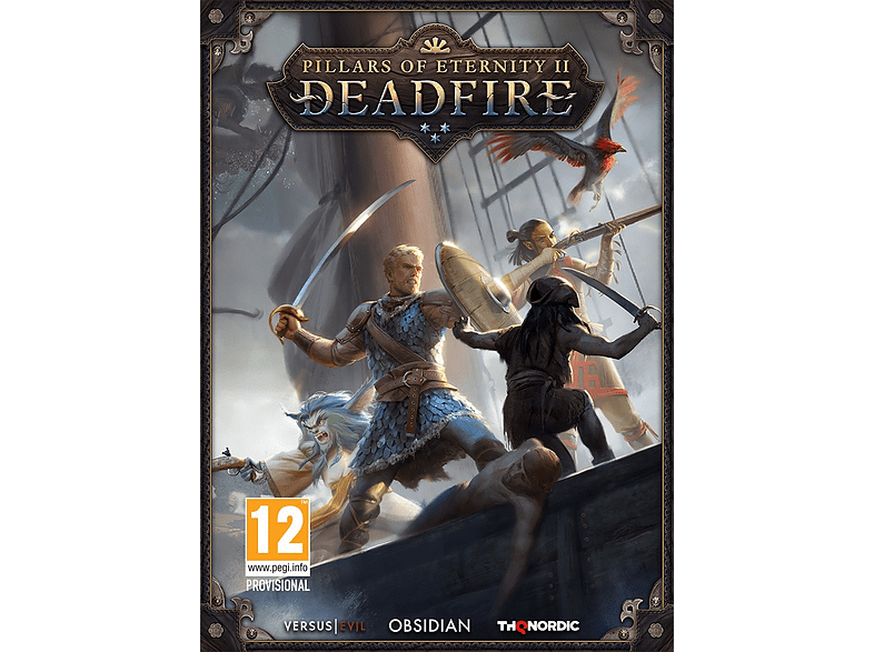 Pillars of Eternity II Deadfire PC gaming games pc games