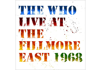 The Who - LIVE AT THE FILLMORE | CD