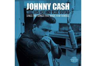 Johnny Cash - With His Hot Guitar/Sings The Songs That Made Him [Vinyl]