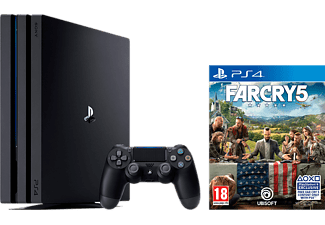 SONY Playstation 4 Pro 1TB (inkl. Far Cry 5)