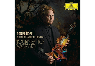 Daniel Hope - Journey to Mozart (Limited Edition) (CD)