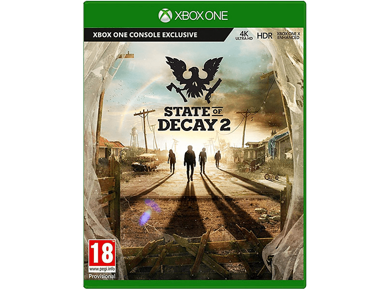 State of Decay 2 Xbox One gaming games xbox one games