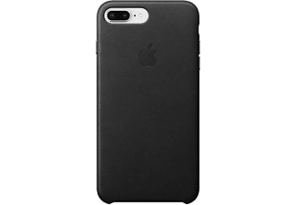 APPLE iPhone 8 Plus /7 Plus fekete bőrtok (mqhm2zm/a)