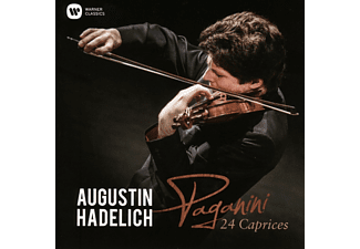 Augustin Hadelich - Paganini: 24 Caprices (CD)