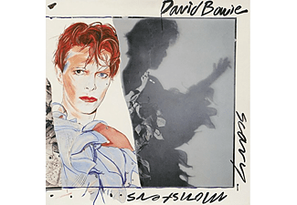David Bowie - Scary Monsters (And Super Creeps - Remastered) (Vinyl LP (nagylemez))