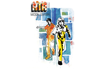 "Air - Moon Safary (20th Anniversary Edition) (Limited Edition) (Vinyl EP (12""))"