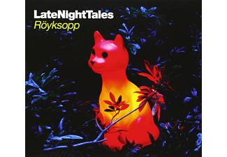 Röyksopp - Late Night Tales (CD)