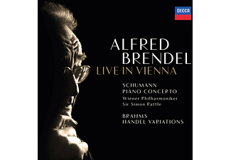 "Alfred Brendel - ""Live in Vienna"" (CD)"