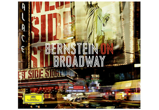 Leonard Bernstein - Bernstein On Broadway (CD)