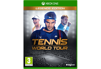 Tennis World Tour (Legends Edition) | Xbox One