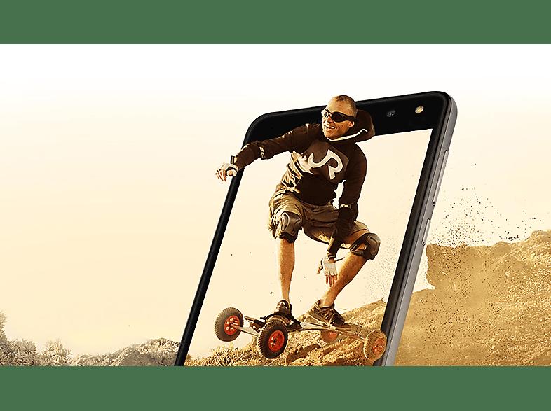 HUAWEI Y6 2017 szürke Dual SIM kártyafüggetlen okostelefon