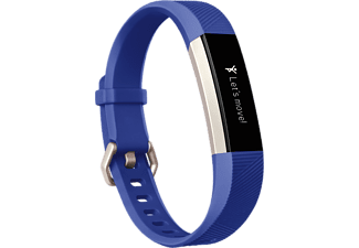 FITBIT Ace Sportklocka - Electric Blue/Stainless Steel