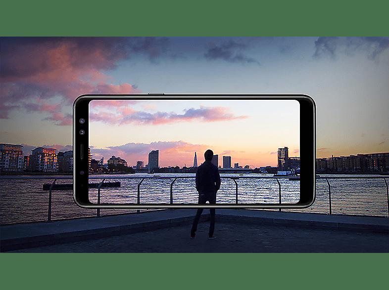 SAMSUNG Galaxy A8 (A530) 32GB levendula kártyafüggetlen okostelefon