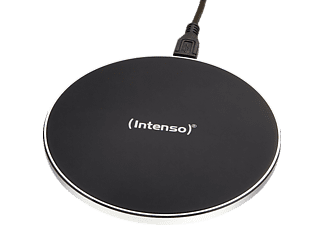 INTENSO BA1, Ladestation, Schwarz