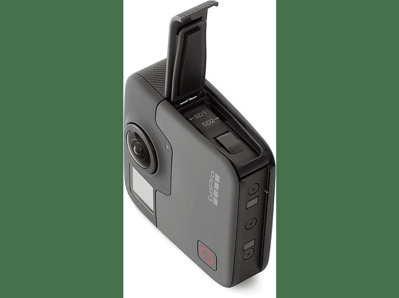 GOPRO Fusion Action Cam, WLAN, GPS, Grau