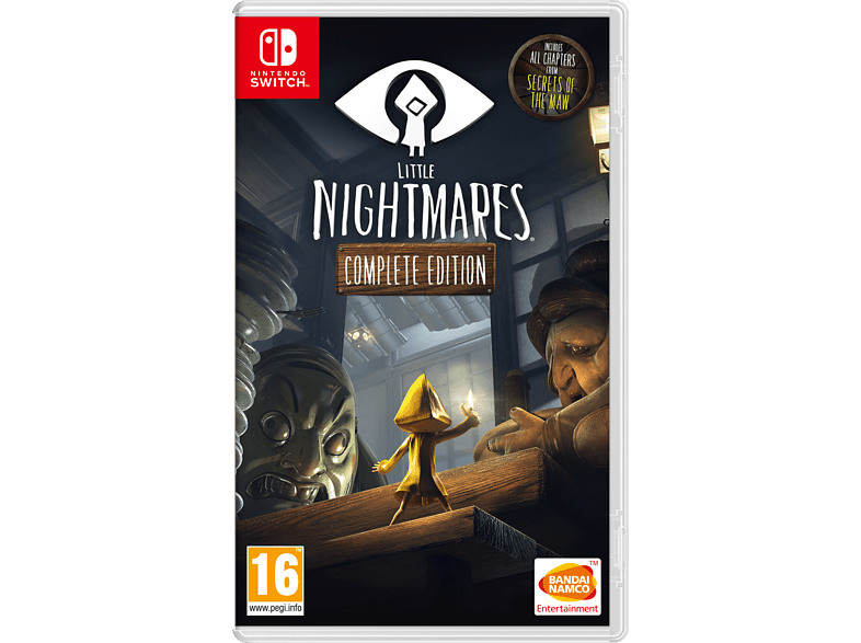 Little Nightmares Complete Edition Nintendo Switch gaming games switch games