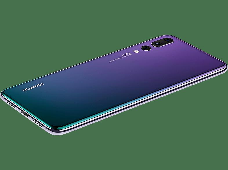HUAWEI P20 Pro DualSIM éjfekete kártyafüggetlen okostelefon