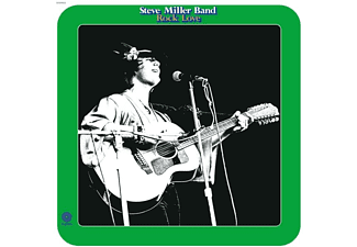 Steve Miller Band - Rock Love (LP) [Vinyl]