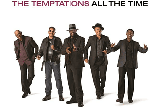 The Temptations - All The Time [CD]